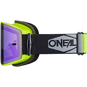 O'Neal B-20 Goggles Plain, neon yellow/black-radium blue